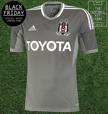 Besiktas Third Shirt - Official adidas Football Shirt - Mens * BLACK FRIDAY *