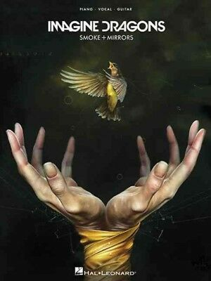 Smoke + Mirrors, Paperback by Imagine Dragons (COR), Brand New, Free shipping...