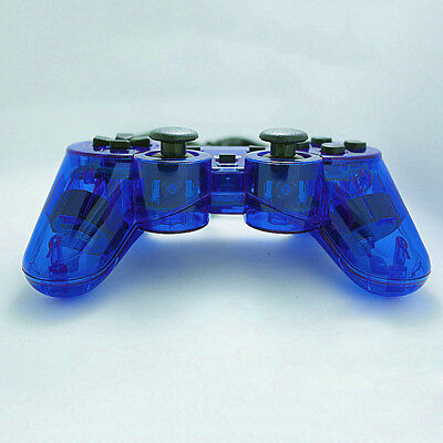 1 Pc Dual Shock Wired Game Controller Gamepad Joystick for Sony PS2 Console Affr