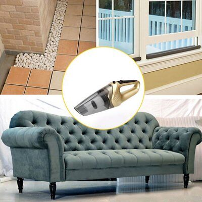 Car Home Dual Use Vacuum Cleaner Cordless Dust Catcher For Dry Wet Dust Dirt PN