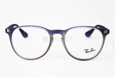 56dc40afb55 NEW RAY BAN RB7046 5486 VIOLET IRIDESCENT EYEGLASSES GLASSES 7046 51 ...