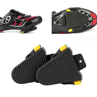 bf2cad2e97d Uk  1Pair Bicycle Bike Pedal Protection Cleat Cover For Shimano Spd-Sl  Cleats Su
