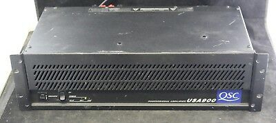 QSC USA 900 Power Amplifier