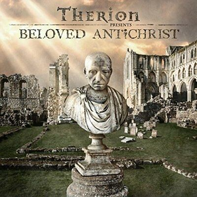 Therion-Beloved Anti Christ -Digibook- (UK IMPORT) CD NEW