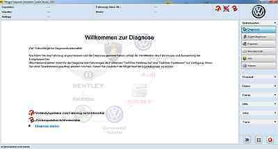 Odis 3.0.3 Diagnose PROG NEUESTE VERSION 2016 VAS 5054 AUDI SEAT SKODA VW *TOP*
