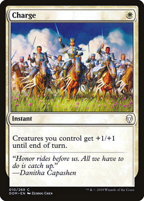 4x Dominaria DOM MTG Unplayed PACK FRESH Set of Commons