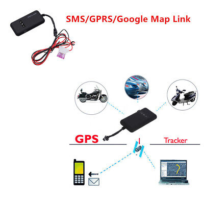 Universal GPS Tracker Motorcycle Auto Tracking Device Anti-theft Locator Utility