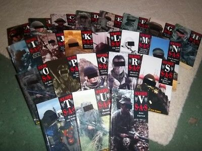 SAS Collection Soldier SAS - full complete collection 22 books in total