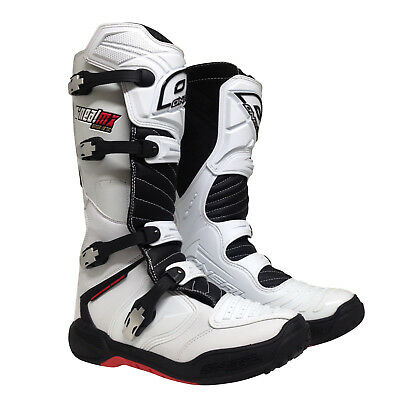 Oneal NEW 2019 Mx Element Platinum Dirt Bike Adult White Motocross Boots