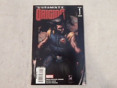 Ultimate Origins #1 Marvel 2008 Variant VF/NM