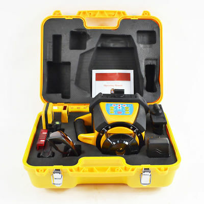 Level Rotary Laser Self-Leveling Top Quality Rotating 500M Range High Accuracy