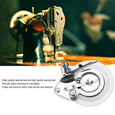 Flower Stitch Foot fit Janome Brother Singer Toyota Sewing Machine Low Shank