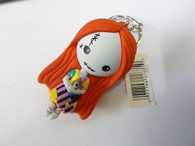 OFFICIAL NIGHTMARE BEFORE CHRISTMAS FIGURAL KEYRING : Sally - NEW -