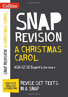 Snap Revision - A Christmas (UK IMPORT) BOOK NEW