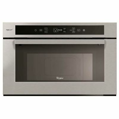 WHIRLPOOL AMW 761 IXL-Micro ondes combiné encastrable inox-31 L-1000 W-Grill 800