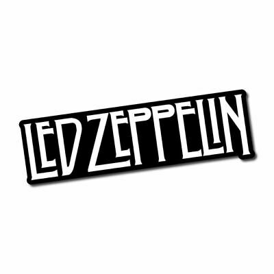 Led Zeppelin Sticker / Decal - Rock Band Music CD Album Car Laptop Classic
