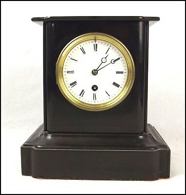 Japy Freres Mantle Clock 1855