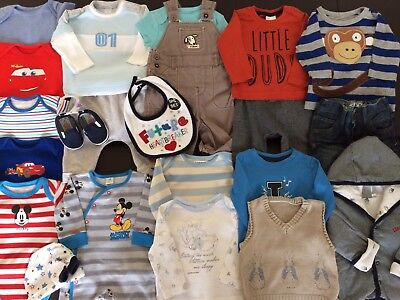 *Baby Clothes/Lovely Collection/Bundle Of Baby Boys Clothing 3-6 Months*