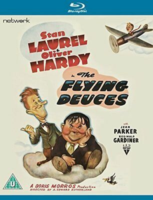 Laurel and Hardy: The Flying Deuces - Blu ray NEW & SEALED