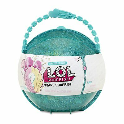 LOL SURPRISE PEARL TEAL Limited Edition GENUINE UK STOCK