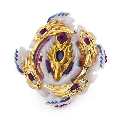 Special Edition WHITE GOLD Bloody Longinus / Luinor Burst BOOSTER Beyblade B-110