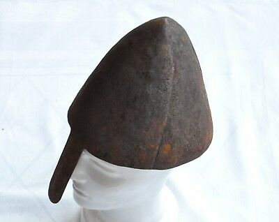"""Helmet of ancient Rus-12 century - """"Polovtsy"""". Original condition. Without resto"""