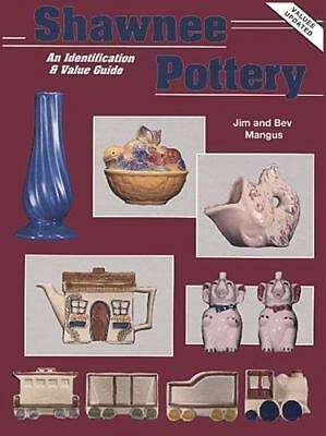 Shawnee Pottery, an Identification and Value Guide-ExLibrary