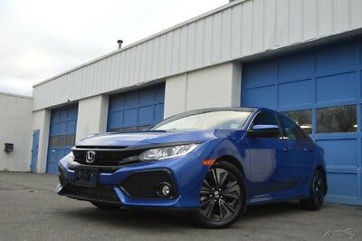 2018 Honda Civic EX Full Power Moonroof Rear View Cam Heated Seats 1.5L Turbo Bluetooth Cruise &More