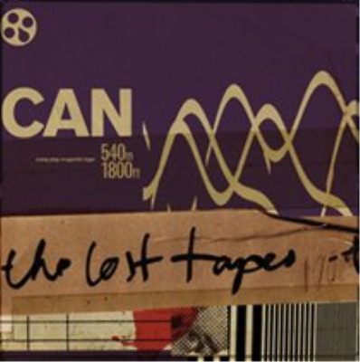 Can-The Lost Tapes (UK IMPORT) CD / Box Set NEW