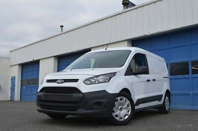 2015 Ford Transit Connect XL Full Power Options Dual Sliding Doors Air Conditioning Cloth Seats Very Clean