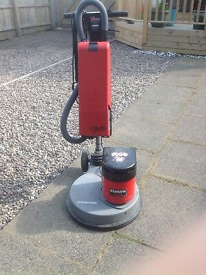 Victor Europa 450 Floor Polisher Cleaner Super High Speed 240V