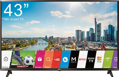 "LG 43UK6200 Tv LED 4K UHD 43"" IPS Smart Tv"