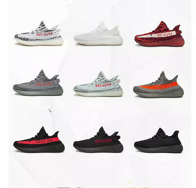 SPORTS TRAINERS FITNESS GYM SPORTS RUNNING SHOCK SHOES  Yeezy-Boost 350 V2 AUD