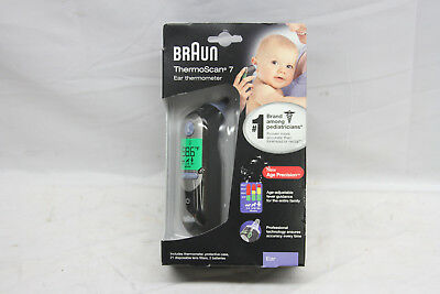 Braun ThermoScan 7 IRT6520 Baby/Adult Professional Digital Ear Thermometer - CR