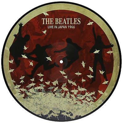 BEATLES-Live In Japan (Picture Disc) (UK IMPORT) VINYL NEW
