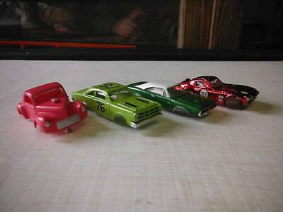 Slot Car Magnatraction T-Jet Newly Made Pick Up Shoes BTO 8775 2 Aurora AFX A.W
