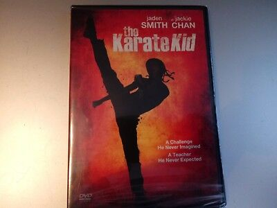 The Karate Kid (DVD, 2010) - NEW & FACTORY SEALED!