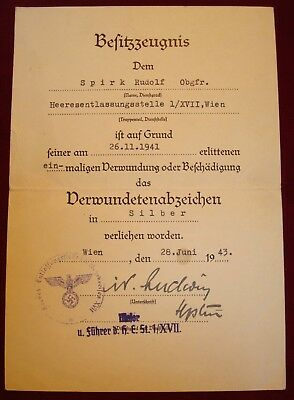Wwii German Panzer Document Group