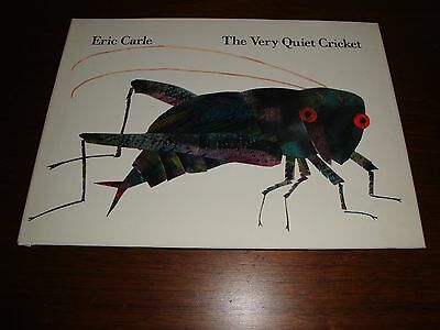 The Very Quiet Cricket Board Book Book By Eric Carle English Board Book