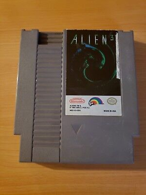 Alien 3 (Nintendo Entertainment System NES, 1993) ~ Cartridge Only, WORKS GREAT!