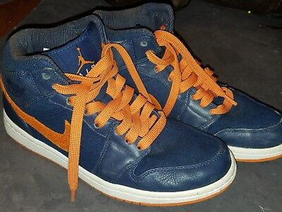 674e761d9937a0 Nike Air Jordan 1 Ltd. Ed. Retro Phat Premier Navy Blue 375173-481