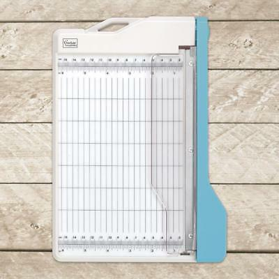 Couture Creations 'MINI GUILLOTINE TRIMMER' Paper Cutter - Self-Sharpening Blade