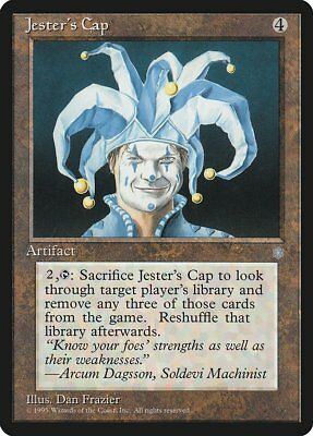 Jester/'s Scepter FOIL Coldsnap PLD-SP Artifact Rare MAGIC MTG CARD ABUGames