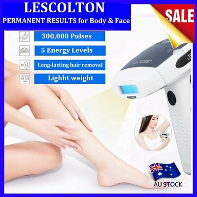 IPL Home Use  Permanent Laser Hair Removal Beauty Device-Skin Rejuvenation BU