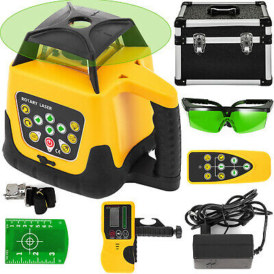 Niveau Laser Vetr Rotatif Rotary Green Laser Level 500m Automatique Electric