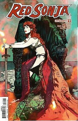 RED SONJA #17 - Lotay Cover B - NM - Dynamite