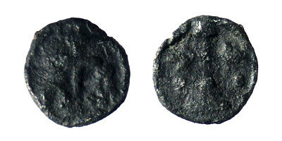Byzantine Leo VI and Alexander AE17 (lead) Cherson mint