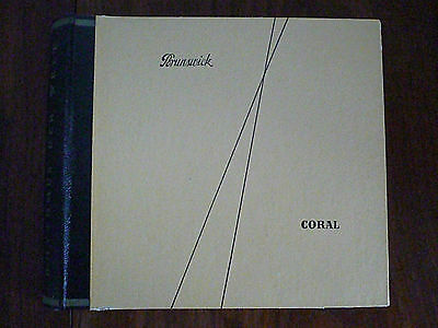Single Mappe- Brunswick/ Coral- Buddy Holly/ Bill Haley- (3. Exemplar)