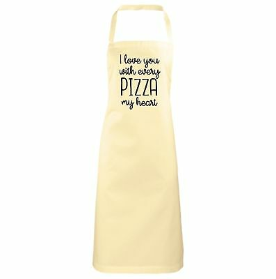 Edward Sinclair I LOVE YOU WITH EVERY PIZZA MY HEART <3 Valentines gift, cooking
