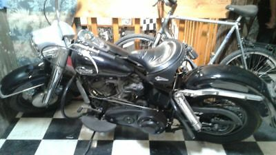 1960 Harley-Davidson Other  1960 FLH FRESH REBUILD Motorcycle